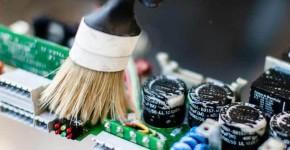 clean electronics