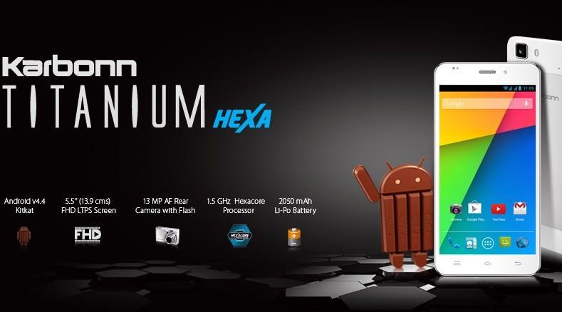 Karbonn-Titanium-Hexa