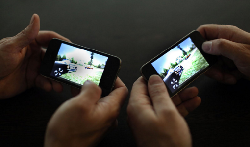 Mobile-Games