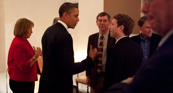 obama+tech industry