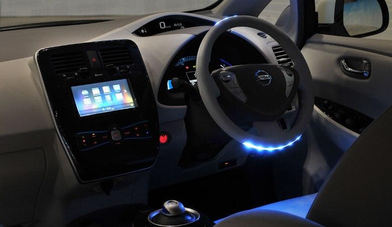 phone driven cars
