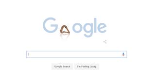 google-doodle-yoga