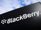 Image: The BlackBerry logo is pictured at the BlackBerry campus in Waterloo