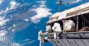 nasa space walk