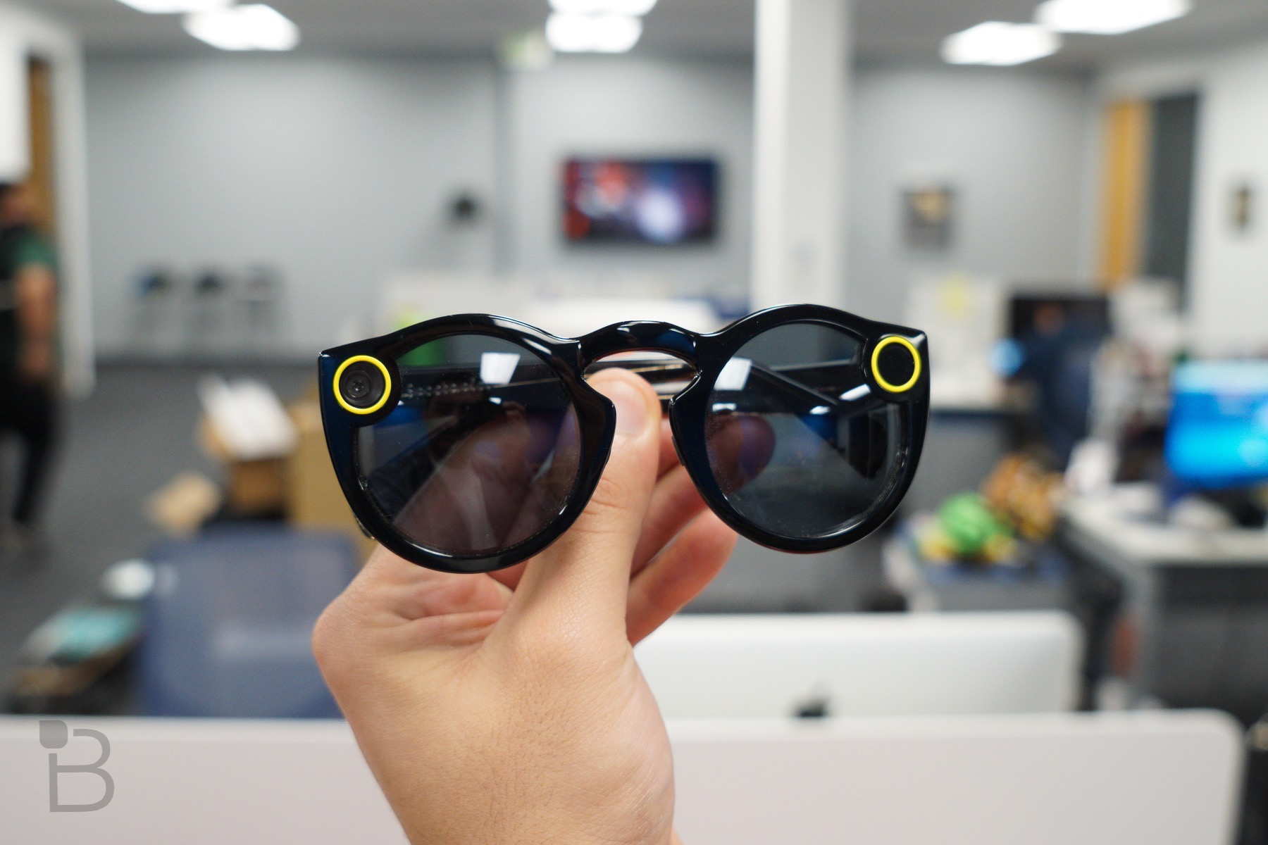 9442e70993 Snapchat-Spectacles-4. Snapchat is reportedly planning to release two new  models of camera-equipped glasses ...